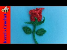 In my crochet tutorial today I'll be showing you how to make this crochet rosebud applique or bookmark. If you would like to view the crochet pattern for fre. Rose Applique, Applique Patterns, Crochet Patterns, Crochet Ideas, Crochet Appliques, Crochet Tutorials, Sewing Patterns, Crochet Poppy Free Pattern, Free Crochet