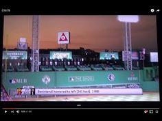 MLB® The Show™ 17 Red Sox 61 Benintendi's 1st HR hits Green Monster Pole