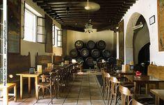 El Pimpi Bar in Malaga (c) Pablo Asenjo