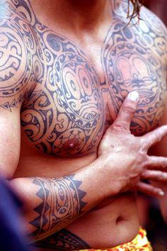 Tatouage polynésien