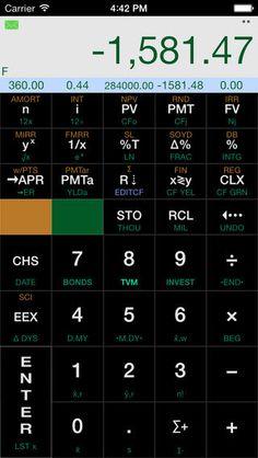 Calc-12E RPN Financial Calculator by Stone Meadow Development LLC