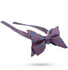 Mermaid Bow Tie  shop.maisonf.com