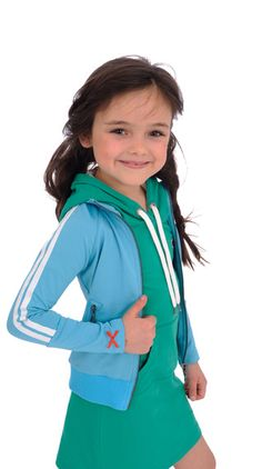 Vest stripe blue Br@nd for girls summer 2016 www.brandforgirls.nl