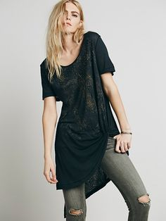 We The Free Lady of the Nile Graphic Tee at Free People Clothing Boutique