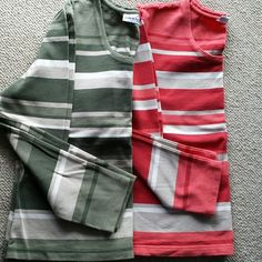 Tops Bundle Cute tops that are 96% cotton and 4% spandex.  Previously worn but in excellent condition. Croft & Barrow Tops