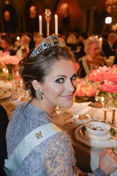 MyRoyals:  Princess Madeleine, December 10, 2015