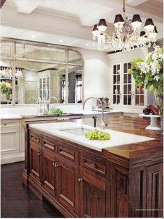 traditional kitchen dream kitchens baths magazine towel bar