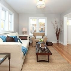 Benjamin Moore Stonington Gray Design Ideas, Pictures, Remodel, and Decor | mod-home.org