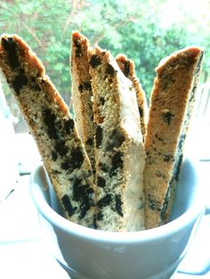 I'll Bake It, You Eat It: Oreo Biscotti