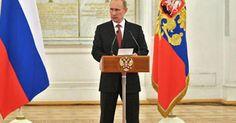 Uno de los políticos actuales que mejor ilustra el arquetipo de macho alfa es, definitivamente, Vladimir Putin. Es muy raro verlo en actitudes de...