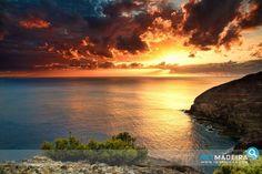 Encosta do Porto Santo Portugal, Portuguese Culture, Funchal, Natural Beauty, Sunrise, Tropical, Clouds, Adventure, Vacation