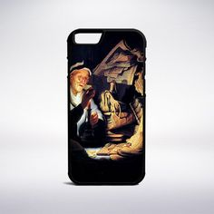 Rembrandt - The Money Changer Phone Case – Muse Phone Cases