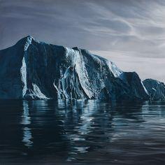 Zaria Forman, 'Greenland #69 -Artsy Exclusive! Hand Signed Edition of 10,' 2014, Artstar