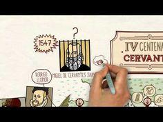 Vida de Miguel de Cervantes #IVCentenario - YouTube