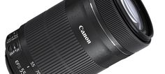 Canon apresenta a nova objetiva EF-S 55-250mm f/4-5.6 IS STM