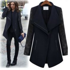 free shippin Cherrydress hot brand supernova sale womens wool coat ...