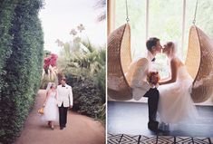 Real Wedding: Hayley + Dougie's Parker Palm Springs Wedding
