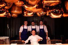 CINCO_Paco-Pérez-with-his-Berlin-kitchen-chefs-Andreas-Rehberger,-Monty-Agulio-Wray-und-Pato-Zucarini-qwb