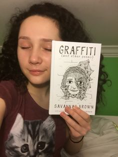 hey guys a lot of u were asking me if sav's book was good and yes !! it is amazing !! i strongly recommend it to anyone who likes sav or poetry or reading in general. the poems are so beautiful and the illustrations are too. so yea !! buy graffiti !! it's gr8 !