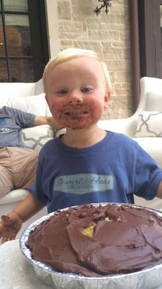 .@KeelanHarvick birthday celebration was a little bit of a mess! pic.twitter.com/lq4zl6QIdg