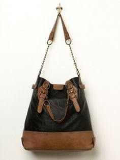 """Free People Parker Tote--finally a """"grown up bag"""" that I actually like!"""