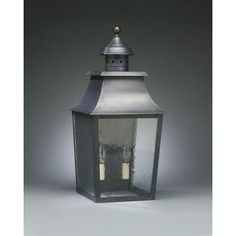 Northeast Lantern Sharon 2 Light Outdoor Flush Mount Finish: Raw Brass, Shade Type: Seedy Marine