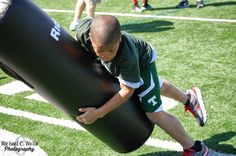 Michael C. Wells Photography: East End Warriors - Football and Cheer Spring Clinic