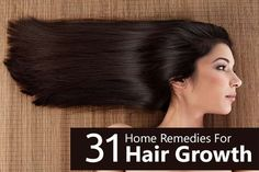 Want simple home remedies for Hair Growth? Look no further - we have compiled 28 Hair Growth remedies that are easy to follow yet give you powerful results.