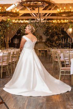 Romantische bruidsjurk – Bruidsparadijs
