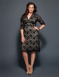 Full Figure Dresses & Skirts Sizes 14, 16, 18-28 | Lane Bryant ...
