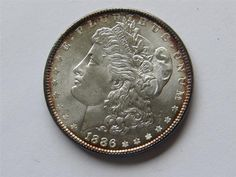 1886 Morgan Dollar US Coin Featured in our upcoming auction on August 17, 2015 11:00AM EST!!