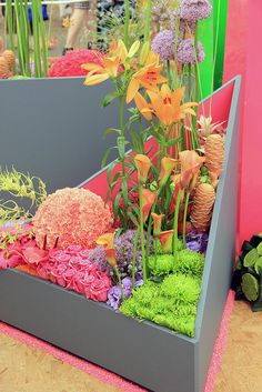 RHS Chelsea Flower Show by Karen Roe, via Flickr