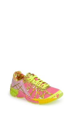 ASICS® 'GEL® Noosa Tri 9' Running Shoe (Big Kid) available at #Nordstrom Kids Triathlon, Asics Gel Noosa, Big Kids, Girls Shoes, Snug Fit, Running Shoes, Athletic Shoes, Fashion Shoes, Shoes Sneakers
