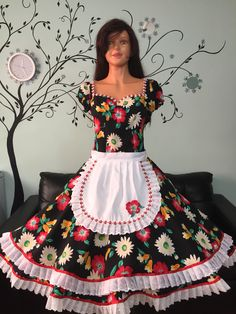 Girls Bedroom, Beautiful Dresses, Girl Fashion, Chiffon, Cosplay, Summer Dresses, Formal, Vintage, Folklorico Dresses