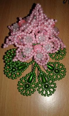 Seed Bead Crafts, S Pic, Beaded Flowers, Felt Crafts, Seed Beads, Tapas, Jewerly, Chokers, China