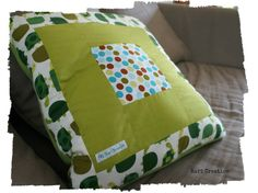 Rari Creation coussin magique quillow tutorial