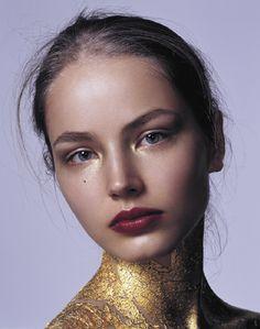 Ruslana Korshunova is Genevieve Gustilo Jallorina Solis