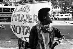 Ecofeminismo, decrecimiento y alternativas al desarrollo: El feminismo militante:  Esta es mi revolución
