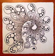 Pin by Fanny F Lay on Zentangle Patterns   Pinterest   Zentangle ...