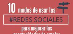 10 Formas de Usar las Redes Sociales para Buscar Empleo