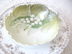SALE Vintage German Porcelain Bowl by Vintagegirlsfinds on Etsy, $10.00 ***END OF SUMMER SALE*** Take 15% off any item 9/22-9/30