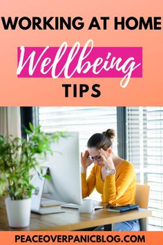 6 wellness tips for working from home #workingfromhome