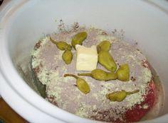 Crock Pot London Broil Recipe