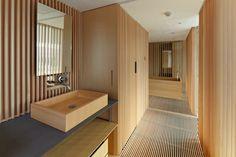 Kyoto Kokusai Hotel Room by Kengo Kuma and Associates