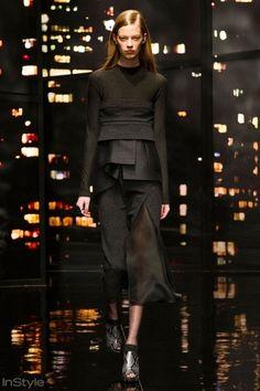 Donna Karan 2015-2016 Sonbahar Kış Koleksiyonu
