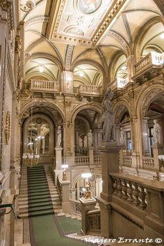 Ópera de Viena #Viena #opera #Austria #AustriaTime