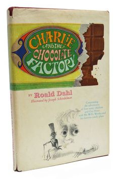 Charlie and the Chocolate Factory First Edition Roald Dahl 1st Issue Rare Book 1964