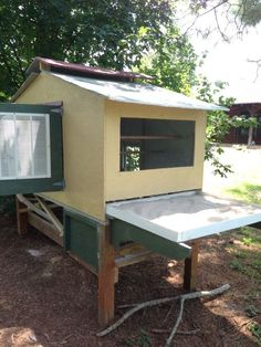 Barnaby's Bird Barn - BackYard Chickens Community
