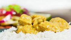 polpette rezept Thischild-friendly version of the classic Indian dish will turn your kids into curry lovers! Serve your korma on a bed of rice, with a dollop of plain yoghurt and some Slow Cooker Chicken Korma, Chicken Korma Recipe, Chicken Curry, Cooked Chicken, Chicken Recipes, Baby Food Recipes, Indian Food Recipes, Vegetarian Recipes, Healthy Recipes