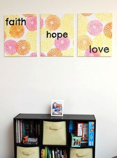Flower Stencil Wall Art with DIY Stencils - Stenciling Ideas for Home Decor - Quora